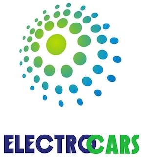 Logotipas Elektrocars sprendimai elektromobiliams